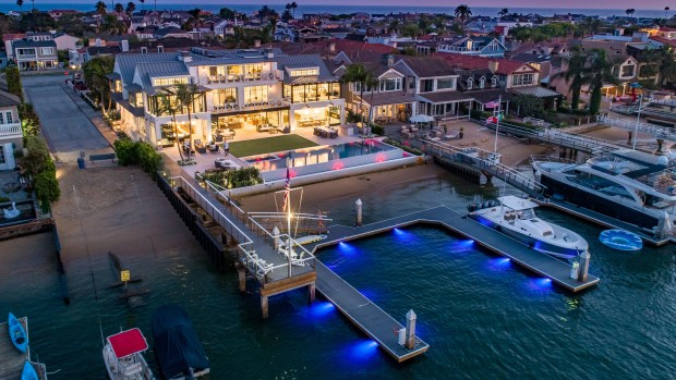 Mapped: See the nation's Top 20 priciest spots for home sales, including in O.C., L.A.