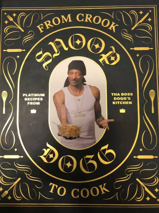 Snoop Dogg has a cookbook, and we tried out a couple of recipes