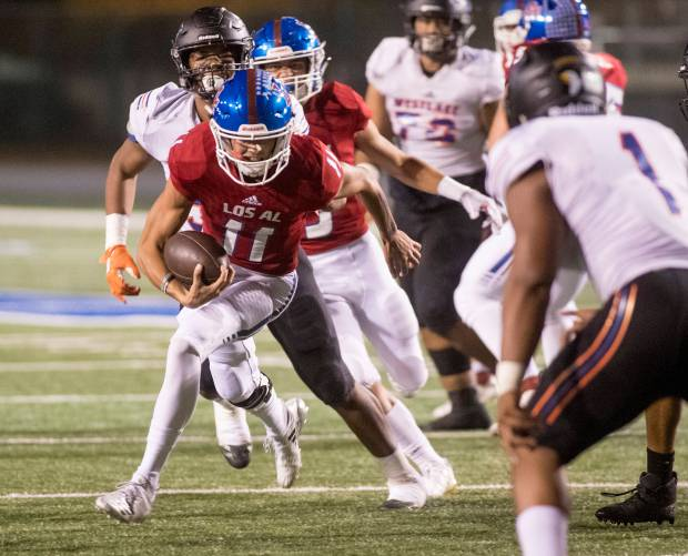 OC Reg lists Los Al's McConnell in Top 10 QB list