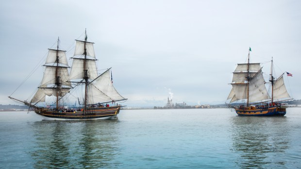How to sail on a real ship from Disney's 'Pirates of the