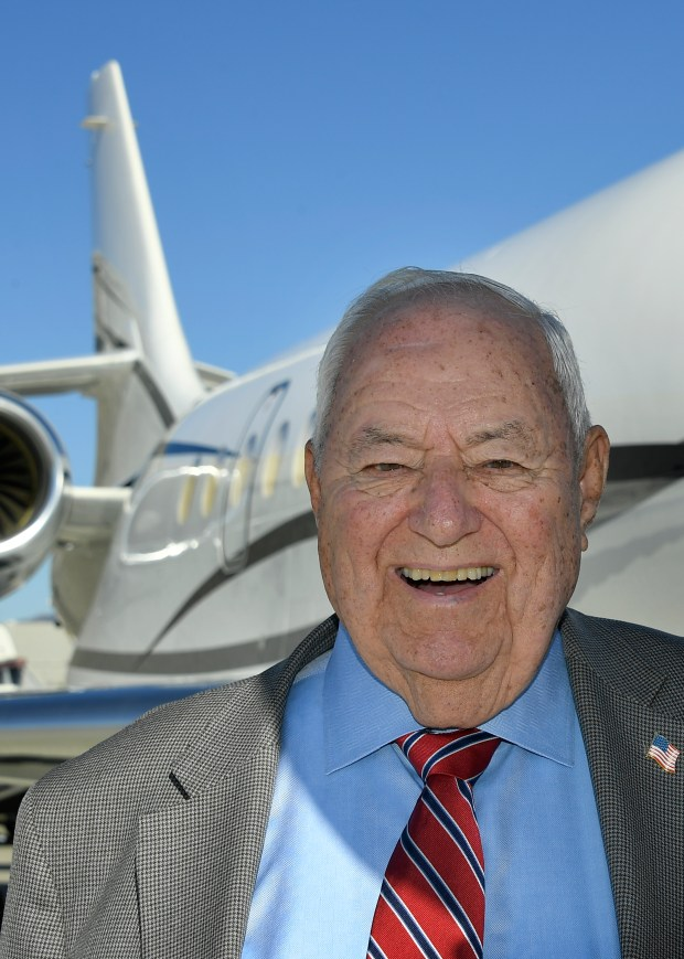 This Van Nuys Airport firm is still reaching for the sky, even at 50