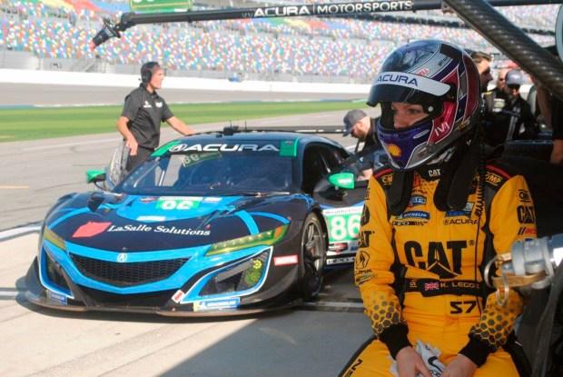 Rolex 24 at Daytona features all-female team, return of Alex Zanardi