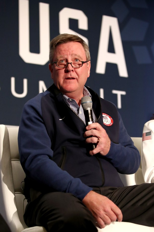 Olympic champions call for Congressional overhaul of U.S. Olympic Committee