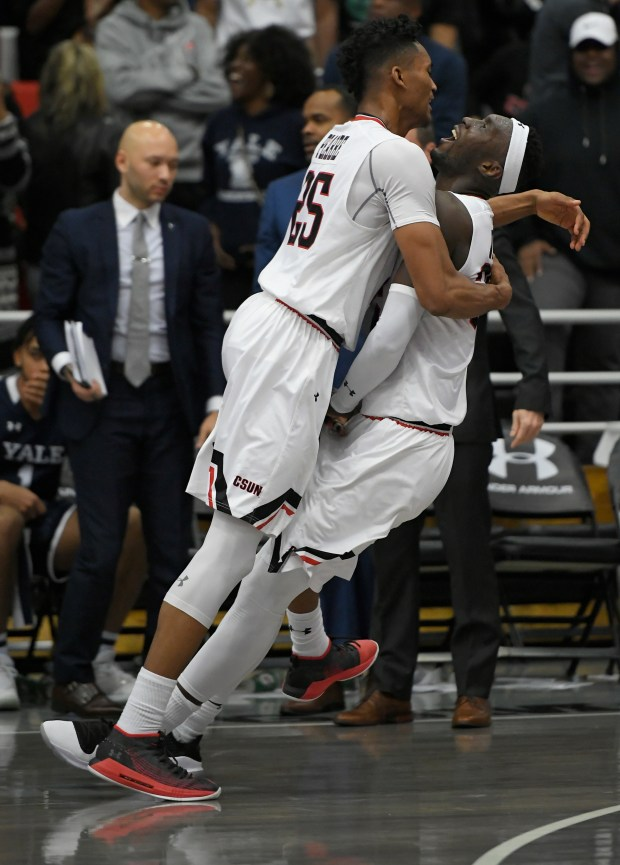 Whicker: The numbers are there for CSUN's Lamine Diane, but there's more to come
