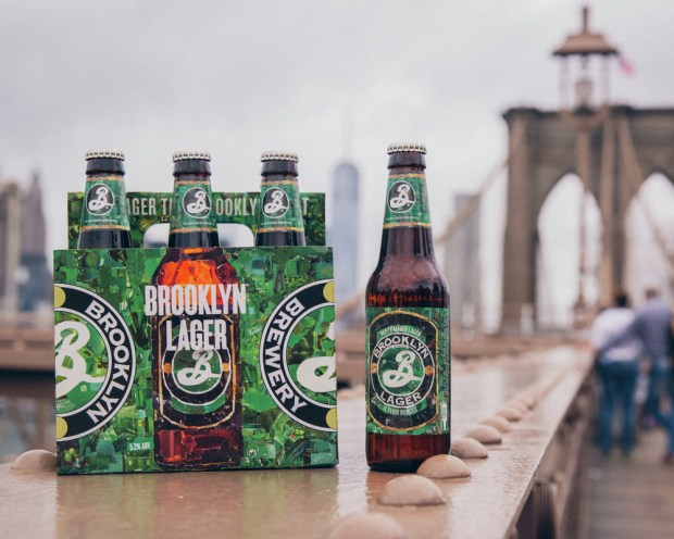 California beer drinkers will get their first taste of New York's Brooklyn Brewery: Here's the deal