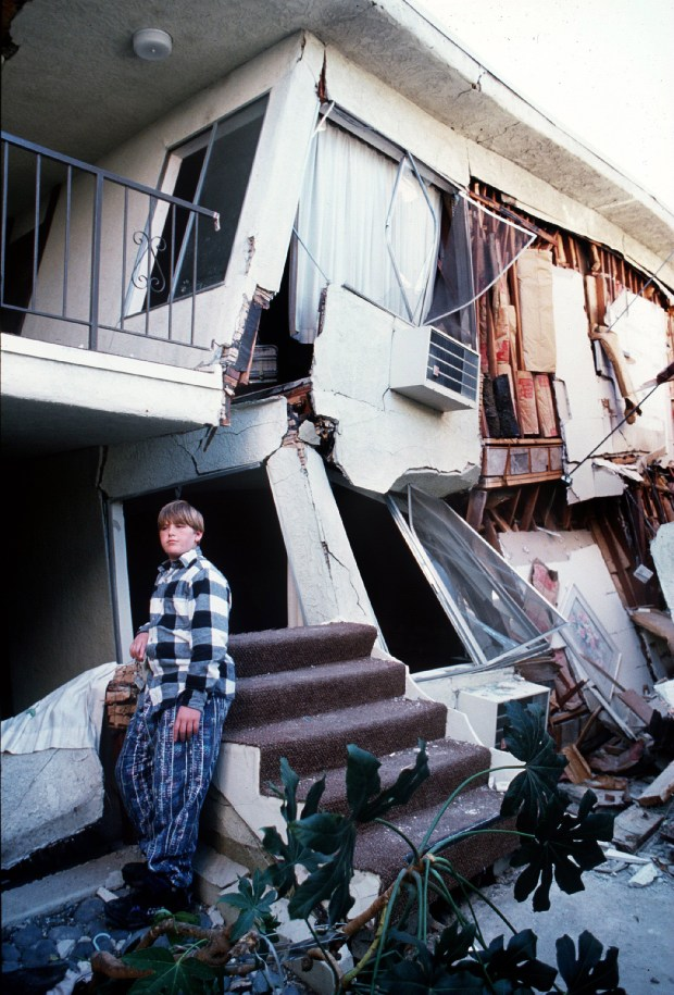 Dennis McCarthy: From the rubble of the Northridge earthquake, the best of humanity shined