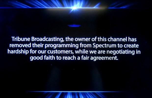 Spectrum customers lose KTLA, other stations as Tribune