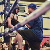 Father-and-son boxing team help each other win in and out of the ring