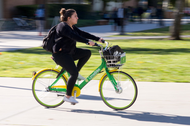 Lime to remove bike rentals from Monrovia, CSUN campus – San