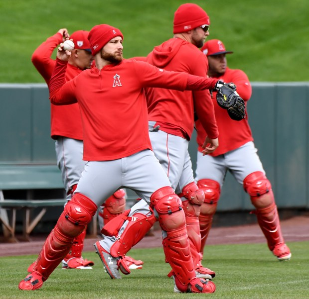 Angels catcher Jonathan Lucroy supports rules intended to prevent high-tech sign stealing