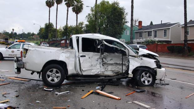 Yucaipa motorist dies from injuries after 4-vehicle crash in
