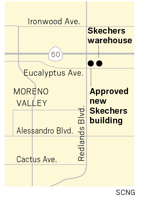 3bea1cc0a113 The expansion was anticipated when the Skechers center was initially  approved a decade ago. But plans have been altered. As a result