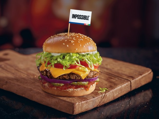 Burger King's Whopper gets an Impossible version