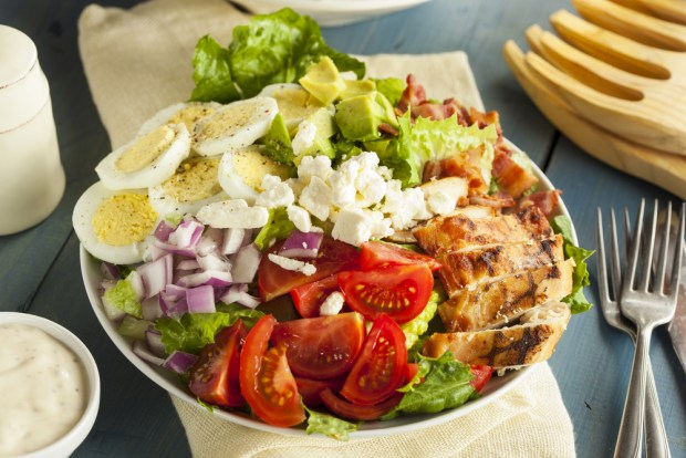Where to find the best salads in the San Fernando Valley