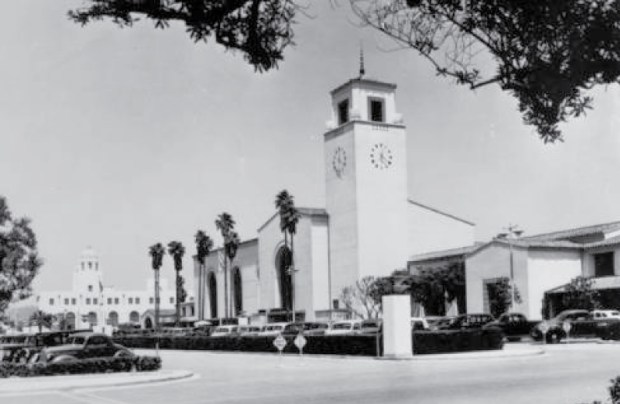 union station 1939