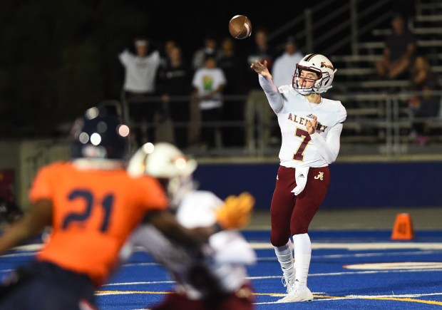 QB Miller Moss will graduate from Alemany after transferring back from Mater Dei