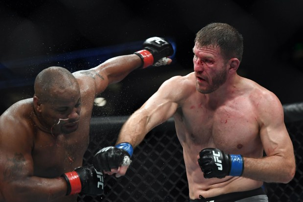 UFC 252: Stipe Miocic, Daniel Cormier pursue greatness in heavyweight trilogy