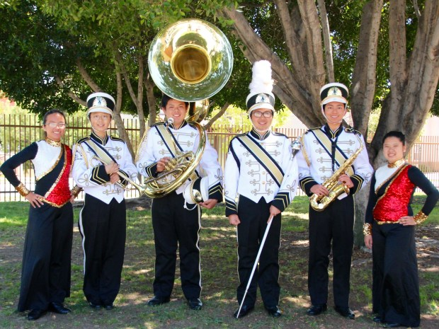 Rose Parade 2020: These marching bands are always in step