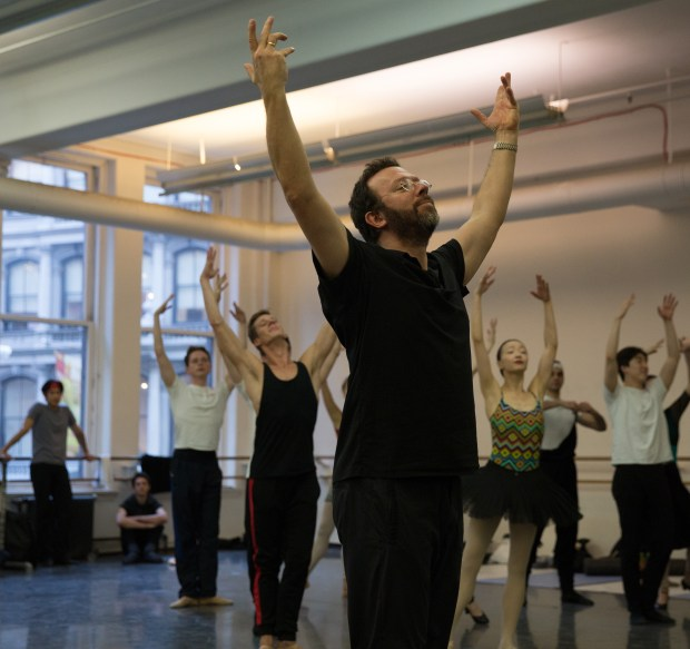 Choreographer Alexei Ratmansky unveils his latest work, 'Of Love and Rage,' in Southern California