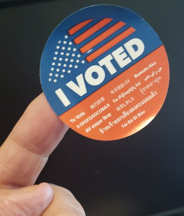 Game-changing LA County voting centers are open — despite some early glitches