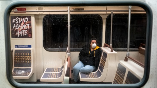 How can Southern California bus drivers be protected against coronavirus?