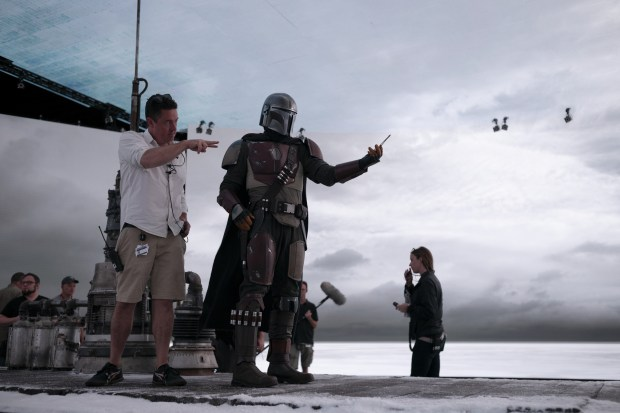 How the worlds of The Mandalorian (and Baby Yoda) got made in Manhattan Beach
