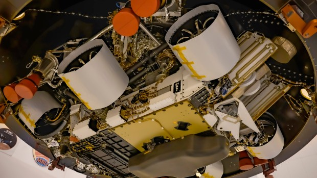 JPL's Mars rover salutes healthcare workers