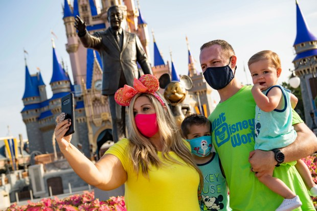 Disney World picked a bad time to get back in the theme park business