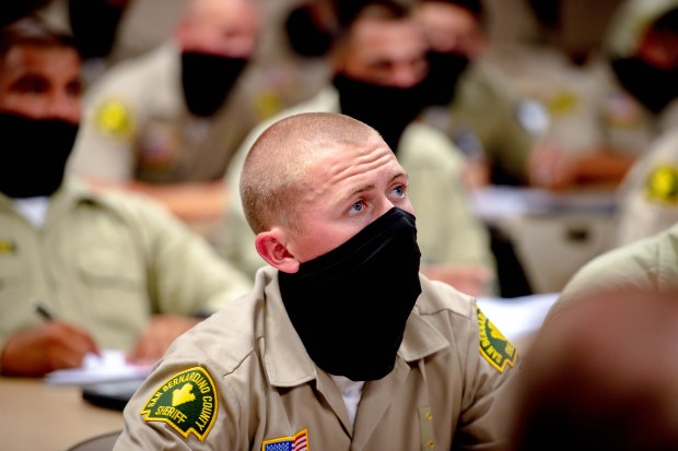 Are California police officers trained enough and in the right things?