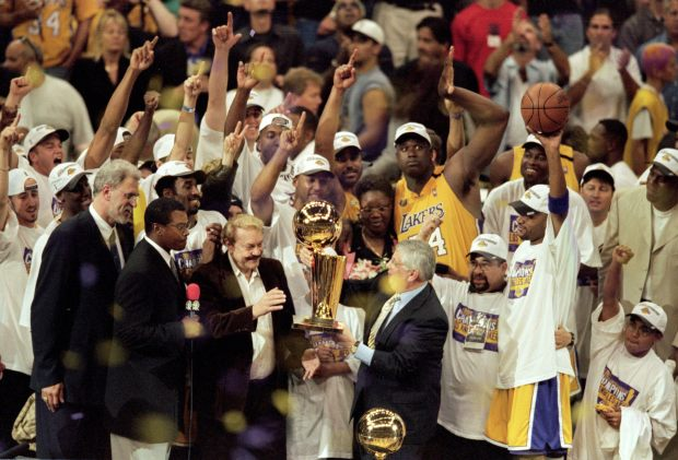 Lakers championship history: A look back before they face the Miami Heat