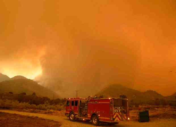 Wildfire smoke can make people more susceptible to COVID-19, says CDC