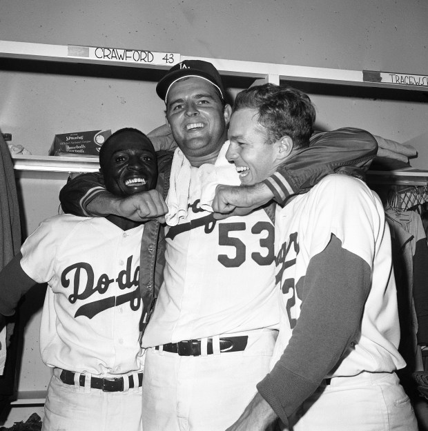 Former Dodger World Series hero 'Sweet Lou' Johnson dies