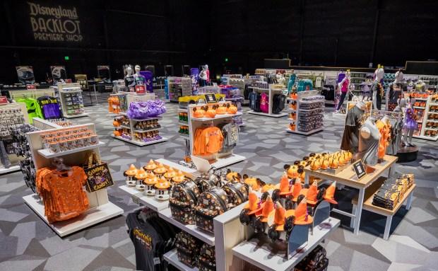 Disneyland opens Halloween pop-up shop to manage Downtown Disney crowds