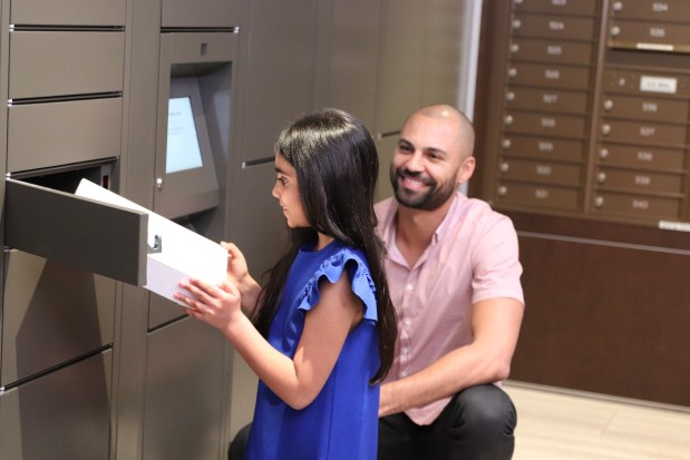 Q&A: From apartments to Lowe's, Parcel Pending brings its contact-free locker system to big retail