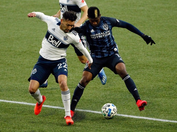 Galaxy ends season with 3-0 loss to Vancouver
