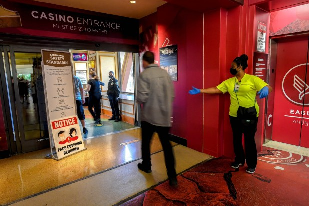 Things to know before visiting SoCal casinos during the pandemic – Press Enterprise