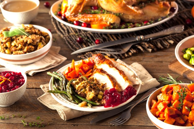 What feasts Southern California's casinos will serve for Thanksgiving – Press Enterprise