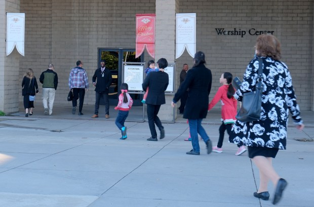As LA County allows indoor worship, some are already there, but others aren't rushing it
