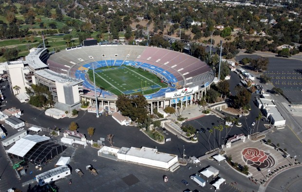 Pasadena's City Council debates the fate of the 'Rose Bowl' name on Jan. 1