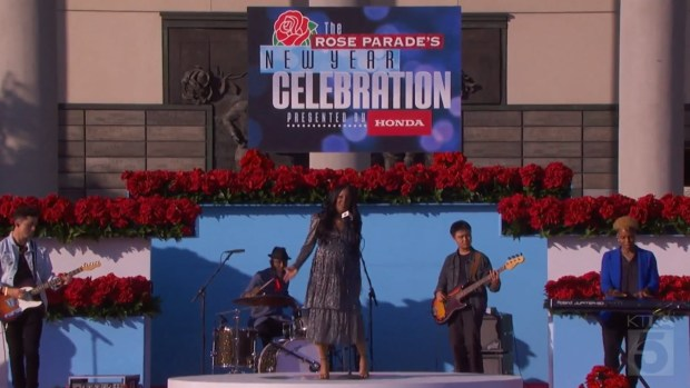 Rose Parade TV special: Musical moments, heartfelt memories work to fill gap of lost parade