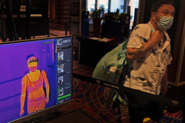 Casino Insider: How casinos are getting even more high tech during the pandemic
