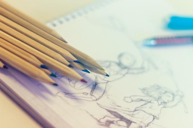 Try these artistic tutorials at home