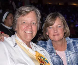 Sister Karen Reflects on Papal Mass at MSG
