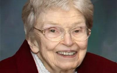In Memoriam: Sister Marion Hunt, SC