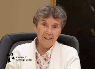 Catholic Sisters Week Spotlight: Sister Mary Ellen O'Boyle, SC