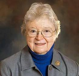In Memoriam: Sister Janet M. Baxendale, SC