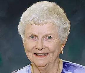 In Memoriam: Sister Patricia Ann O'Brien, SC