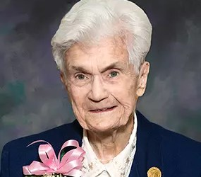 In Memoriam: Sister Angela Marie Rooney, SC