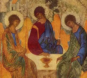 Solemnity of the Most Holy Trinity – June 7, 2020