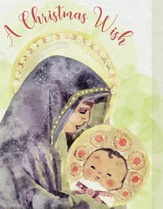 Blessed Mother and the Child Jesus